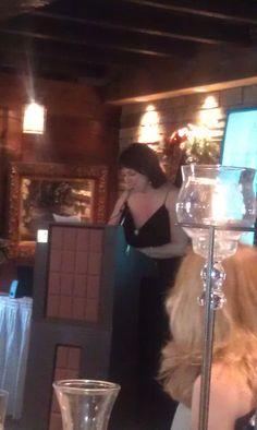 Kristan Higgins at CTRWA Margerita Awards