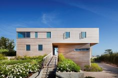 Bay House by Leroy Street Studio   Westhampton Beach, New York
