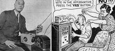 Interesante: El botón de 'me gusta' se inventó hace ochenta años... para la radio - Noticias de Tecnología