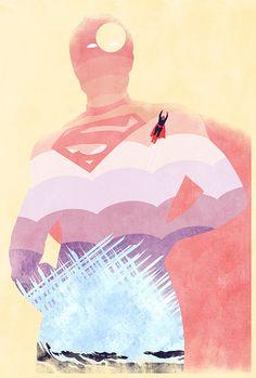 Superman - Michael Holmes