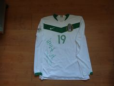 Selección Mexicana Mundial Alemania 2006, Obsequio de Omar Bravo
