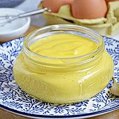 Domowy majonez Peanut Butter, Pudding, Desserts, Tailgate Desserts, Deserts, Custard Pudding, Puddings, Postres, Dessert