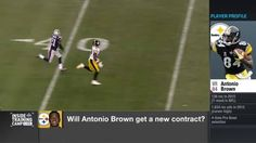 New contract on the horizon for The Pittsburgh Steelers WR Antonio Brown? (via Ian Rapoport)
