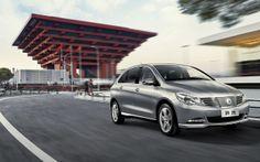 BYD-Daimler Denza : l'électrique avec 300 km d'autonomie