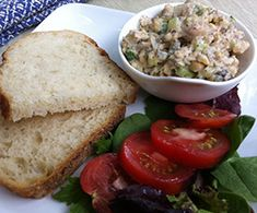 Tuna-Free Salad Sandwiches : The Humane Society of the United States