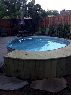 Top 50+ Best Stock Tank Pool Design Ideas You May Have On Your Home http://goodsgn.com/outdoor/50-best-stock-tank-pool-design-ideas-you-may-have-on-your-home/