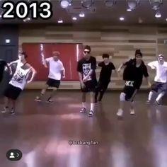 💖💖 her yıl iyiler Boys Jung Hoseok, Kim Namjoon, Bts Taehyung, Bts Bangtan Boy, Bts Jimin, J Hope Dance, Park Ji Min, Bts Dancing, Bts Funny Videos