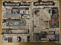 Sketchbook- Research + Ideas | Flickr - Photo Sharing!