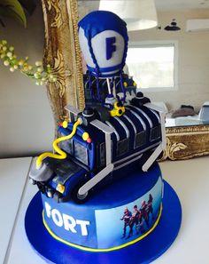 Resultado de imagen para fortnite cake ideas