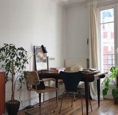 Design Room, House Design, Home Interior Design, Interior Architecture, Diy Interior, Appartement Design, Aesthetic Rooms, Home And Deco, My New Room