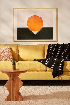 Slide View: 1: Bec Smith Life Or Something Like It Art Print