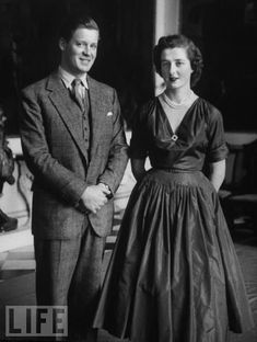 Viscount Spencer and Frances Roche - engagement