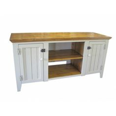 Country TV Console