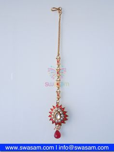 Indian Jewelry Store | Swasam.com: Tikka with Perls and White Stones - Tikka - Jewelry Shop to Buy The Best Indian Jewelry  http://www.swasam.com/jewelry/tikka/tikka-with-perls-and-white-stones-1478.html?___SID=U  #indianjewelry #indian #jewelry #tikka