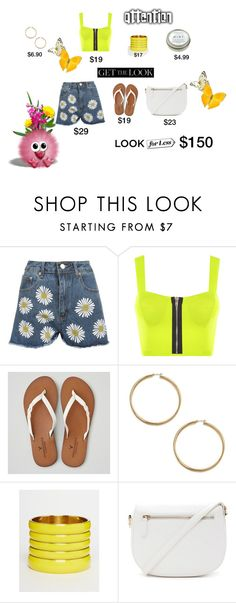 """""""Get the look: Weekend Style Under $150"""" by freida-adams ❤ liked on Polyvore featuring WearAll, American Eagle Outfitters, ASOS, Forever 21 and CB2"""