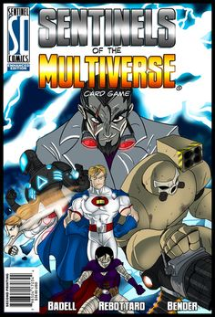 Sentinels of the Multiverse Enhanced Edition  Deck building, cooperative game. Little complicated, good for Thursday nights.