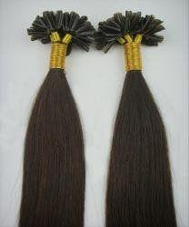 "Fusion Nail U Tip Layers 22"" & 24"" 200 Strands 200 Grams 100% Human Hair #4 Medium Brown by MyLuxury1st, http://www.amazon.com/dp/B009BS9BHU/ref=cm_sw_r_pi_dp_ipJvqb0JRVVBM"