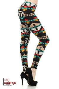 Sacred Tribal Leggings. Onlyleggings.com - The world's largest selection of women's leggings!