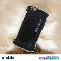 Darbelere karşı dayanıklı sağlam Element Case kılıflarla telefonunuz daha çok güvende olsun.