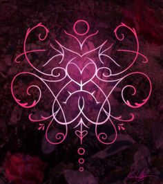 The Mystic Mire — Sigil of self-love and self-care