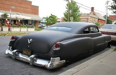 Sinister lead sled, Rhinebeck, NY by 63vwdriver, via Flickr