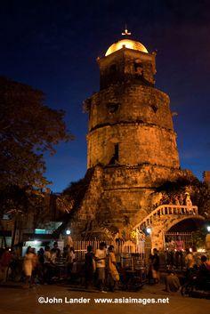 Belfry of Catherine Alexandra Church ~ Dumaguete, Philippines