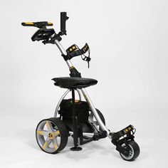 Bat-Caddy X3 Electric Motorized Golf Cart
