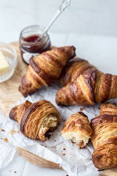Croissants would be a perfect addition to a guests stay! #Bates #Motel #Oregon