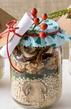 40 fantastiche immagini su regali di natale cucina | Canning, Jar ...
