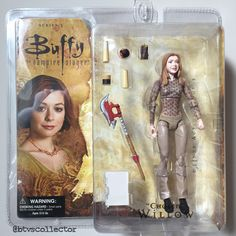 "Diamond Select - Deluxe Figure - Series 3 - ""Chosen"" Willow."