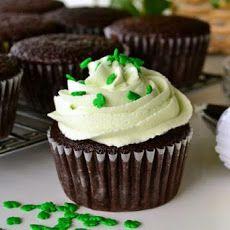 Chocolate Guinness Cupcakes