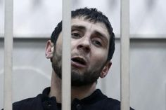 Scapegoat or killer? Zaur Dadayev is one of two Chechens charged with involvement in the murder of Russian opposition figure Boris Nemtsov this week Mar. 8, 2015. Three more Chechens are in detention.