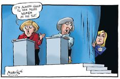 Presumptuous Politics: Germany's Chancellor Angela Merkel Cartoons