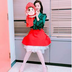 "10 Likes, 1 Comments - ウンジョン名人 운정 명인 (@kkokook30_t_ara) on Instagram: ""#t_ara #eunjung IG Update 180128 #strawberry girl @eunjung.hahm"""