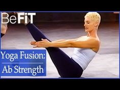 Yoga Fusion: Total Body Strength & Abs Workout - YouTube