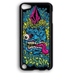 Volcom Jimbo Philips Apparel Clothing iPod Touch 5 Case