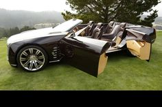 2014 cadillac convertible.  Love it!  Would like a different color, but I'm not picky : )