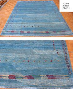 Blue Rug Color