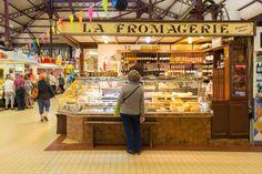 La Fromage. Frankrijk staat bekend om zijn beroemde kazen. Er zijn zelfs meer dan 500 verschillende soorten.