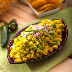 Recipe: Pineapple-Cucumber Guacamole for Cinco de Mayo
