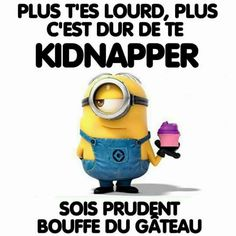 Les minions Citation Minion, Funny Minion Pictures, Fb Quote, Good Humor, Pictures Of The Week, Word Of The Day, Happy Mothers Day, Laugh Out Loud, Good To Know