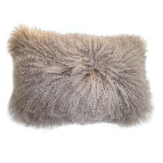 Design is all about finding unique ways to bring out your personality. Adding texture with our Alda Fur Pillow, is a key way to do just that.