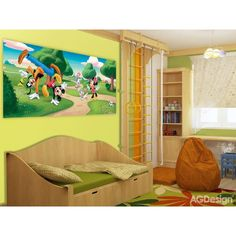 WallandMore Disney Goofy Wall Decal Mural For Kids Room W by H - Children Room - Playroom Decals -. - with difficult people template Disney Wall Decals, Kids Wall Decals, Mickey Mouse, Minnie, Winnie The Pooh, Kids Bedroom, Bedroom Decor, Murals For Kids, Unique Hoodies
