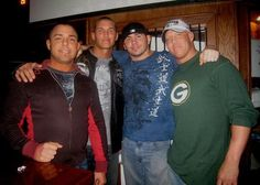 Santino Marella, Randy Orton, Matt Hardy, & Ken Anderson