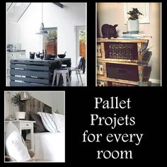 Recycle: Pallet Projects