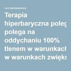 Terapia hiperbaryczna