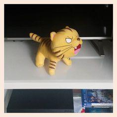 Palmtop Tiger plush from Toradora!