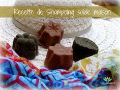 Voici la recette du shampoing solide maison, doux et naturel. Il est facile à faire, il s'adapte à tous les types de cheveux et est super économique!