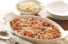 Southwest Chicken Bake Recipe - Kraft Canada