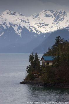 Prince William Sound, Cordova, Alaska; photo by .Ron Niebrugge